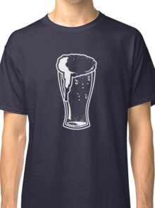 Vintage Beer Pint Glass Classic T-Shirt