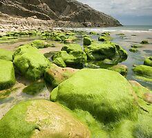 Beach of Llanes by PhotoBilbo