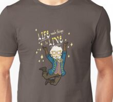 LIFE needs things to LIVE Unisex T-Shirt
