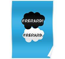 Frerard - TFIOS Poster