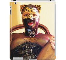 Dominant kitty iPad Case/Skin