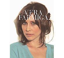 Vera Farmiga  Photographic Print