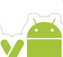 Google Android Pride Sticker