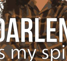 Darlene I My Spirit Animal Sticker