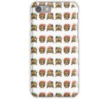 Monkey Emoji iPhone Case/Skin