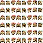 Monkey Emoji by effsdraws