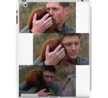 Supernatural - Dean WInchester and Charlie Bradbury iPad Case/Skin