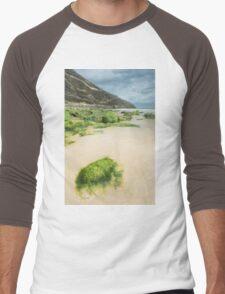 Beach of Llanes Men's Baseball ¾ T-Shirt