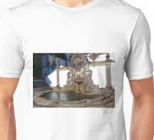 Fountain in Bom Jesus Do Monte, Braga Unisex T-Shirt