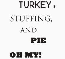 Thanksgiving Kids Tee