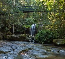 Serenity Falls - Buderim by Steve Bass