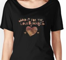 Did it For the Loukoumades Women's Relaxed Fit T-Shirt