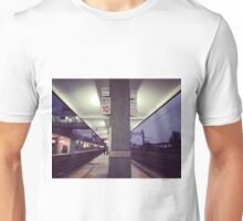 Jiaoxi train station, taiwan Unisex T-Shirt