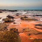 Reddell Beach by Sandra Anderson