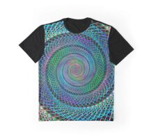 Fractal background design Graphic T-Shirt