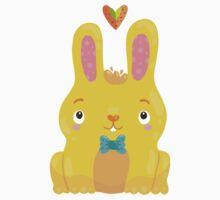Cute Bunny Kids Tee