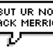 But You're Not Zack Merrick by Gabybarakat