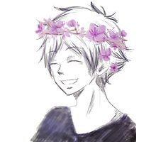Semi Eita -- Flower Smile Photographic Print