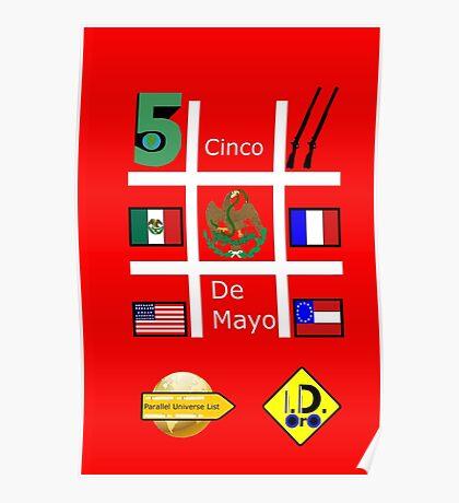 #CincoDeMayo Poster