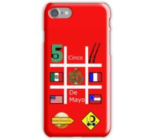 #CincoDeMayo iPhone Case/Skin