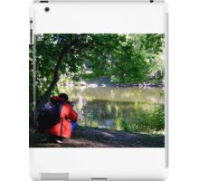 The Photographer! iPad Case/Skin