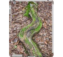 Green Tree Snake - Rainforest - NSW - Australia iPad Case/Skin