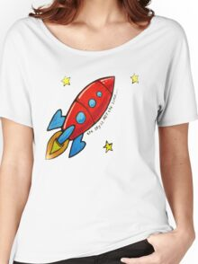 The Skies Are Limits Women's Relaxed Fit T-Shirt