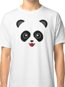 White Kawaii Panda ! ON SALE FOR LIMITED TIME ! Classic T-Shirt