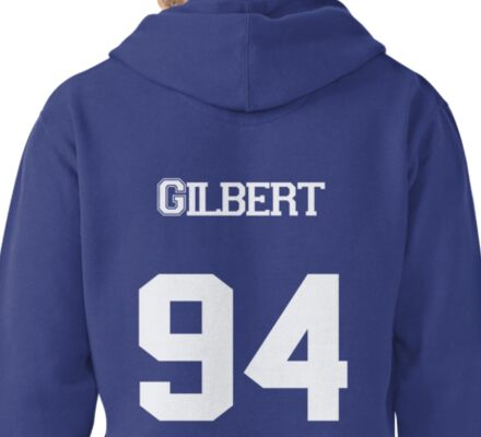 Jeremy Gilbert Pullover Hoodie