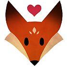 Foxy Fox by Yokiito
