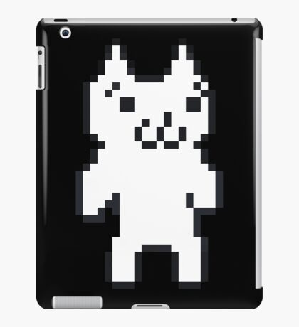 Cat Mario iPad Case/Skin