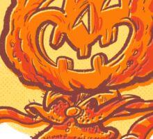 Pumpkin Chum Sticker