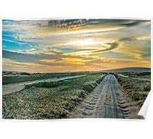 Jericoacoara National Park Dune Road Poster