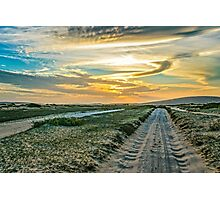 Jericoacoara National Park Dune Road Photographic Print