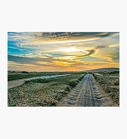 Jericoacoara National Park Dune Road Photographic Print