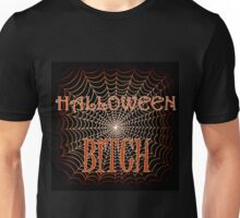 HALLOWEEN BITCH Unisex T-Shirt