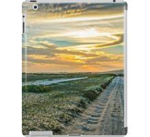 Jericoacoara National Park Dune Road iPad Case/Skin