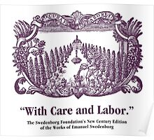 NCE With Care & Labor Poster