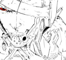 Metal Gear Solid - Raiden Sticker
