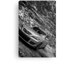 Mazdaspeed3 Metal Print