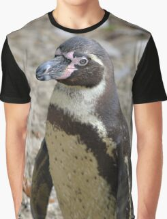 Penguin 3 Graphic T-Shirt