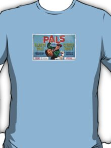 Glens Special PALS Fruit Label T-Shirt