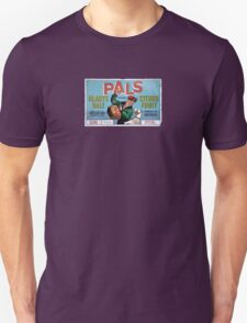 Glens Special PALS Fruit Label Unisex T-Shirt