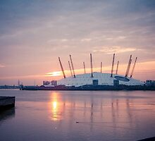 The Dome at Dawn by alistairbeavis