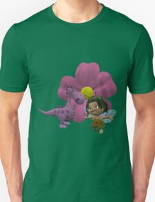 Blossom and the Dragon T-Shirt