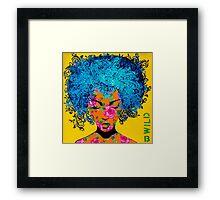 #556 Framed Print