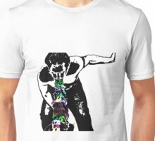 The throwup Unisex T-Shirt