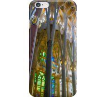 La Sagrada Familia iPhone Case/Skin