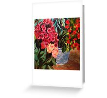 The Grounds Florist Greeting Card