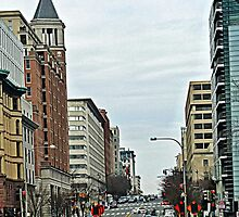 6th Street NW - Washington, DC - USA by Bine